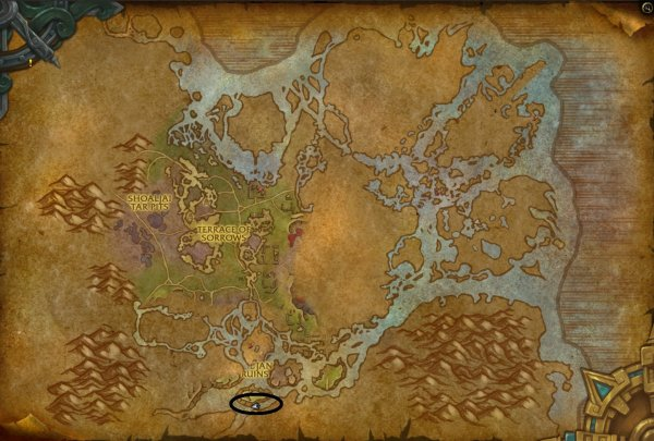 Guide: Good spot to farm loads of mining deposits in BFA | World of