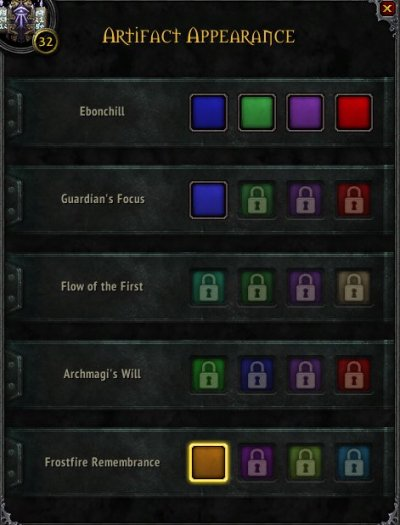 hidden artifact appearance track dungeons world quests and players