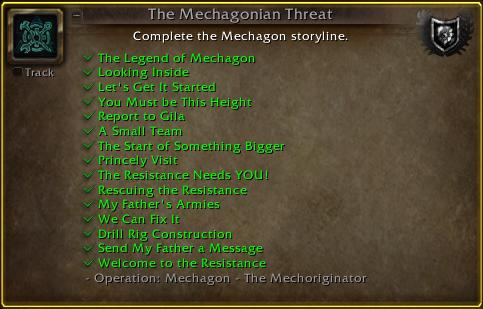 Mechagon Spawn Timer Addon
