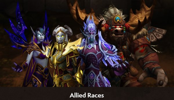 Full guide: Allied Races | World of Warcraft GamePlay Guides