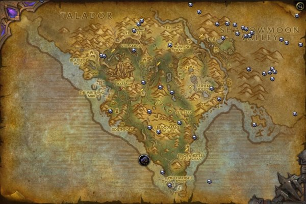 Explore Draenor Achievement Guide World Of Warcraft Gameplay Guides