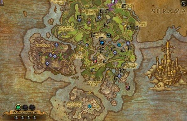Guide: Farming Artifact Power | World of Warcraft GamePlay