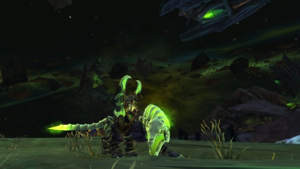 Demon Hunter Starting Questline World Of Warcraft Gameplay Guides