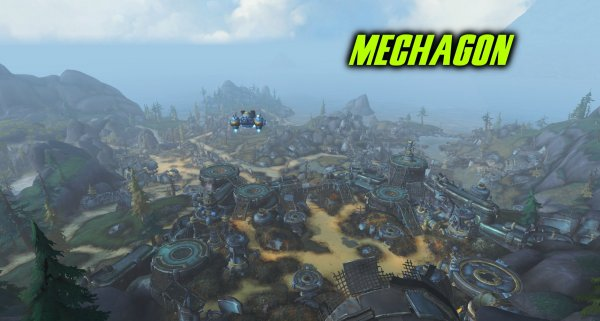 Guide: This is Mechagon Island | World of Warcraft GamePlay