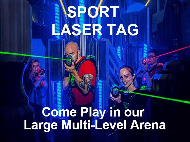 Sport Laser Tag