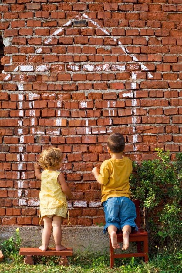 Bygg ett nytt hus