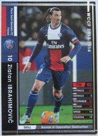 Topps Match Attax Championnat 2013//2014 Trading Card Star joueur 1 Ligue