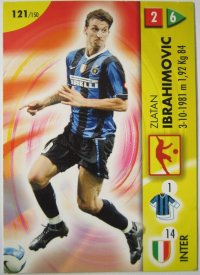 155b11ebc6d My Cards | My Zlatan Ibrahimovic Cards and Stickers Collection